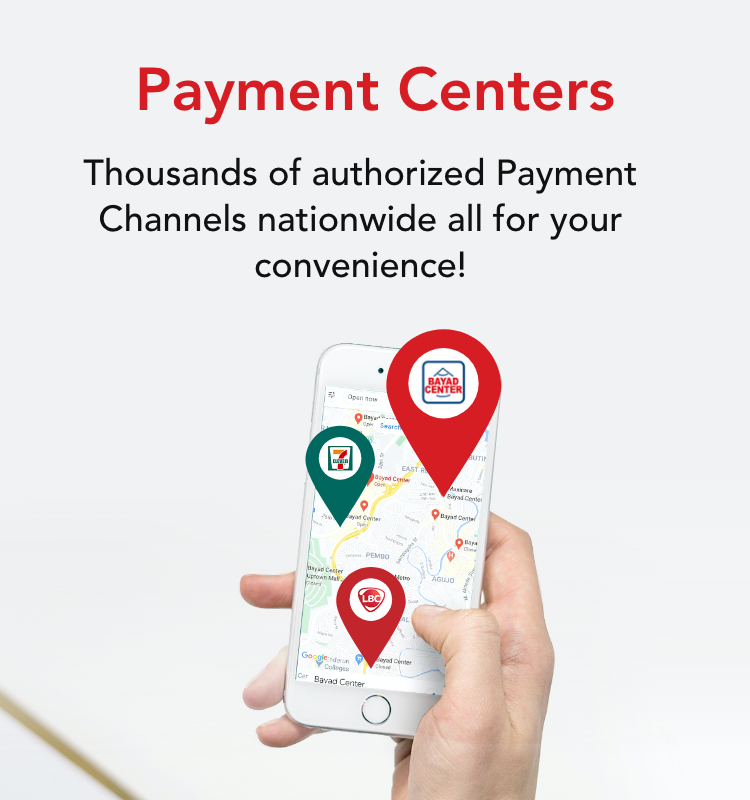 payment centers banner mobile