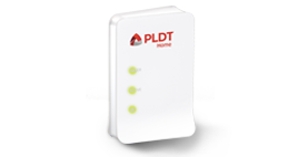 PLDT HOME DSL WiFi Repeater