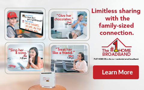 PLDT HOME DSL