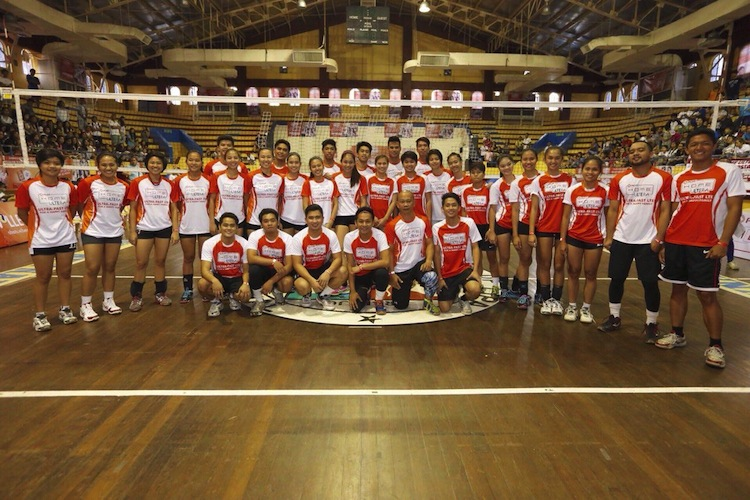 PLDT Home Ultera Volleyball Superstars Tour – Lipa, Batangas