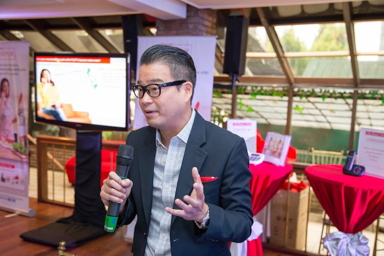 PLDT VP and Head of Home Voice Solutions Patrick Tang talks about PLDT HOME's lowest local and international call rates that come with the new landline offer.
