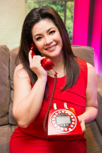 Asia's Songbird, Regine Velasquez, is now part of the PLDT HOME family as the new ambassador for the special Mother's Day campaign.