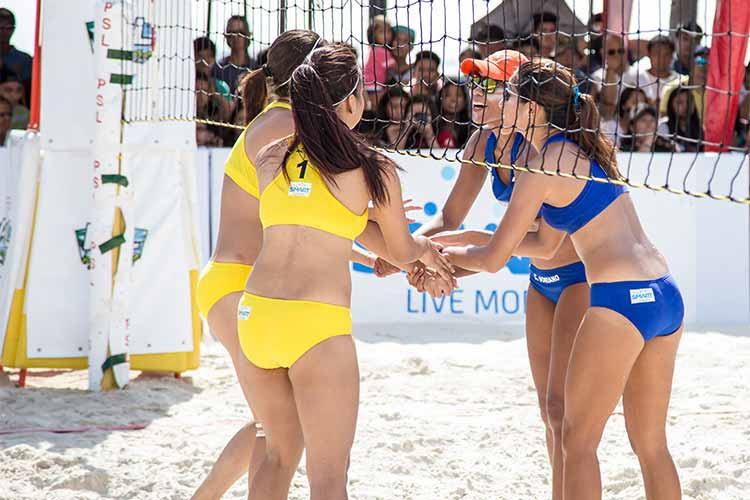 PLDT HOME Ultera PSL Beach Volleyball 2015