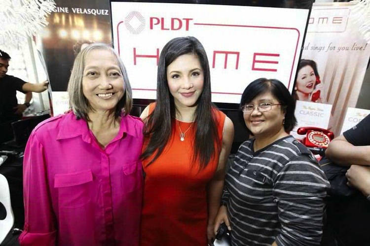 Regine at the Theater presscon_5