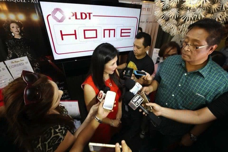 Regine at the Theater presscon_7