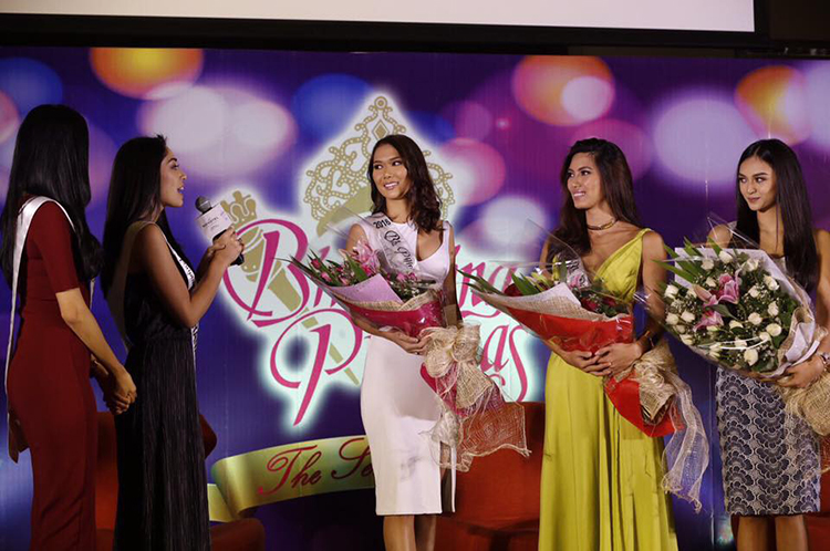 Send-off celebration for Binibining Pilipinas Queens