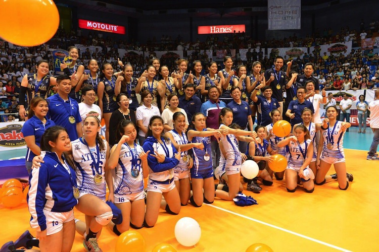 Shakey's Vleague conference finals
