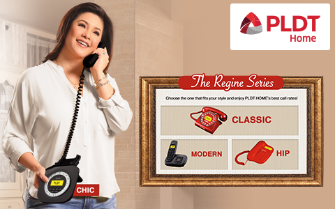 introducing the latest collection from the regine series