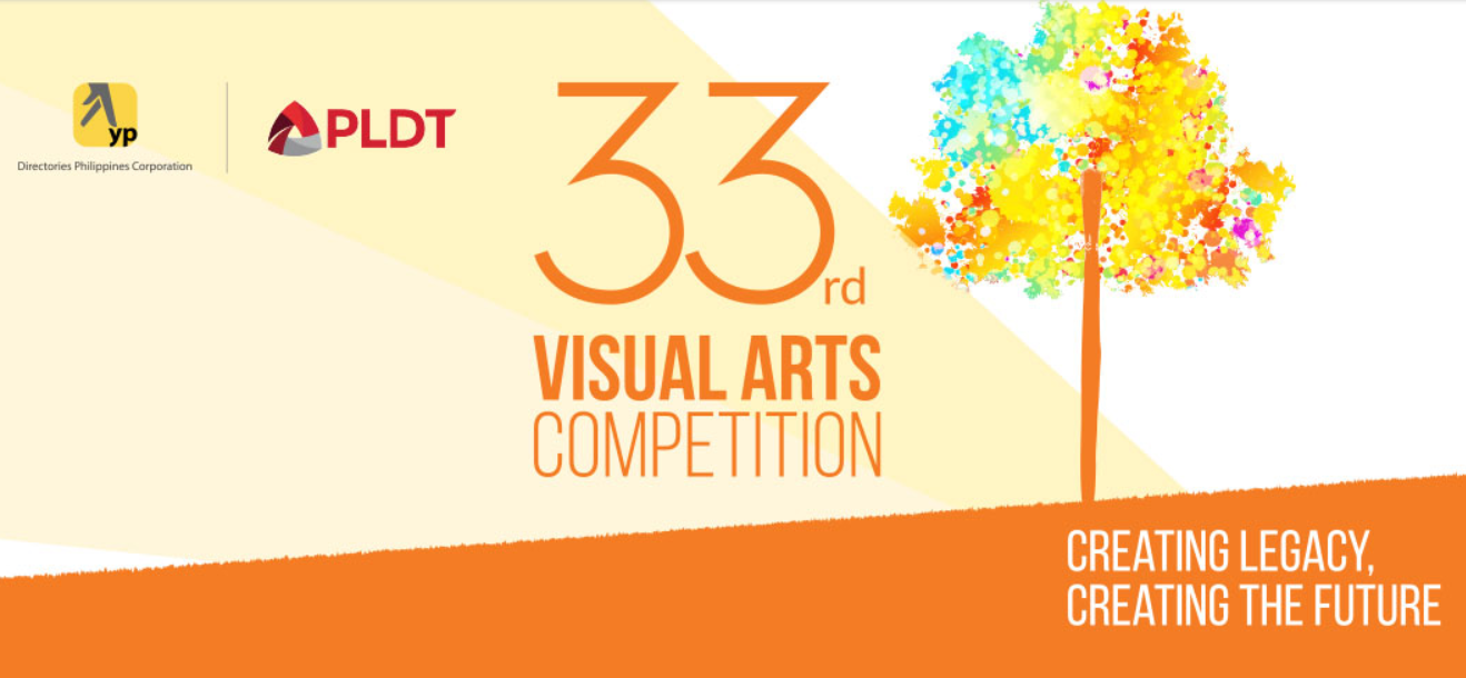 33rd  DPC-PLDT Visual Arts Competition