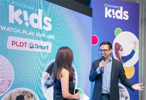 Discovery Kids launches officially in the Philippines in partnership with PLDT and Smart