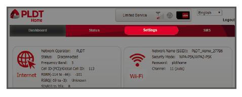 User Guide| Prepaid Home WiFi